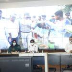 मुख्यमंत्री हेमंत सोरेन ने खेल एवं युवा कार्य निदेशालय की वेबसाइट और खिलाड़ियों के लिए झारखंड स्पोर्ट्स पर्सन्स रजिस्ट्रेशन पोर्टल का उद्घाटन किया